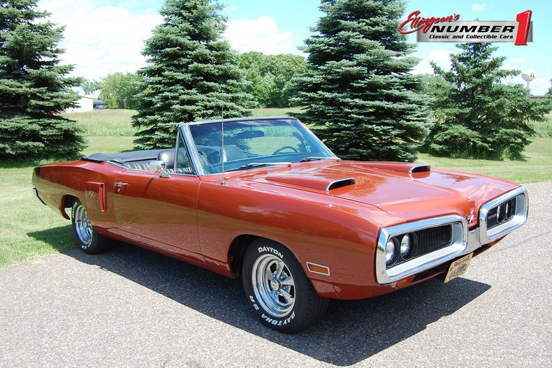 1970 Dodge Coronet R/T Tribute Convertible
