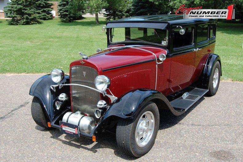 1929 Dodge 4 Door Sedan