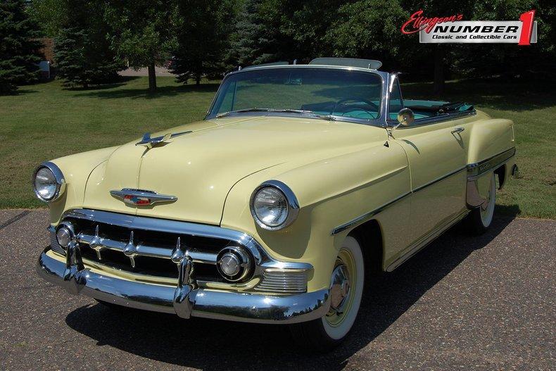 1953 Chevrolet Bel-Air Convertible