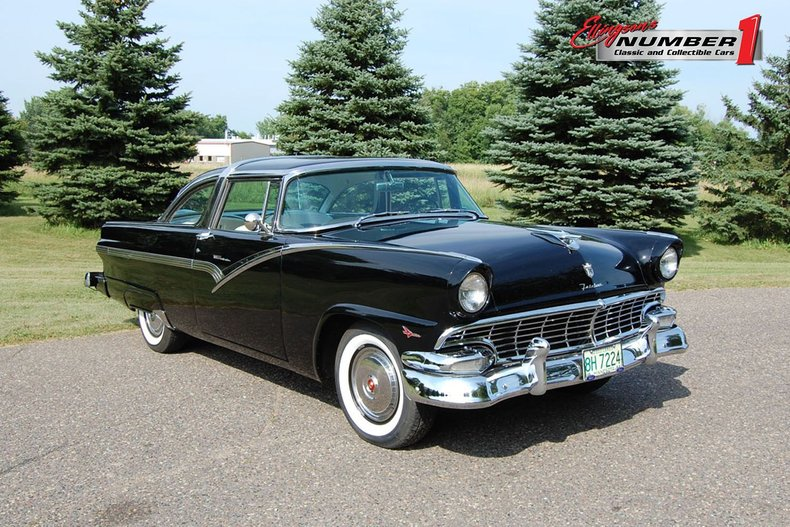 1956 Ford Crown Victoria For Sale