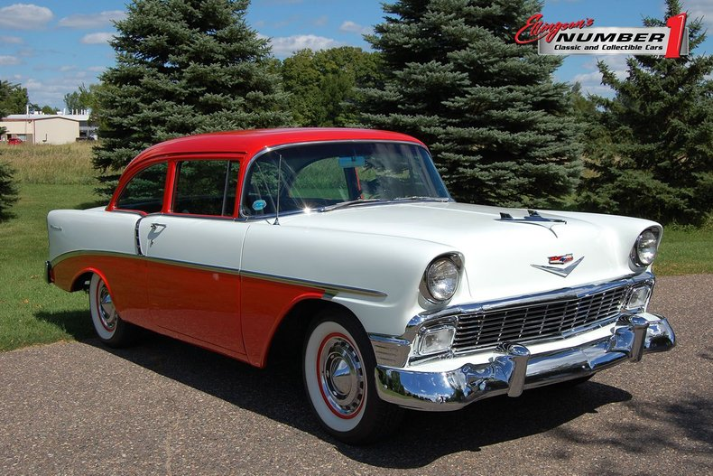 1956 Chevrolet 210 Del Ray For Sale