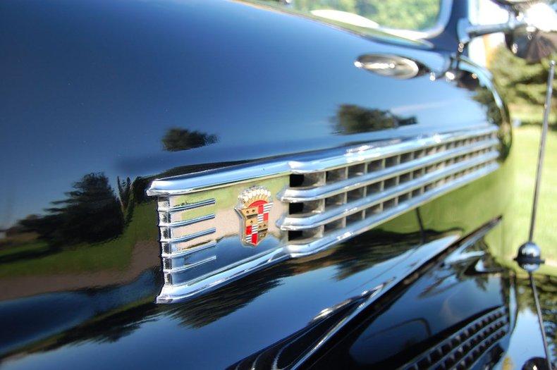 1941 Cadillac Series 62 Convertible 14