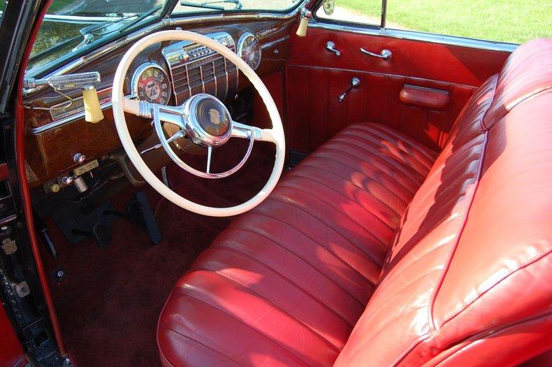 1941 Cadillac Series 62 Convertible 27