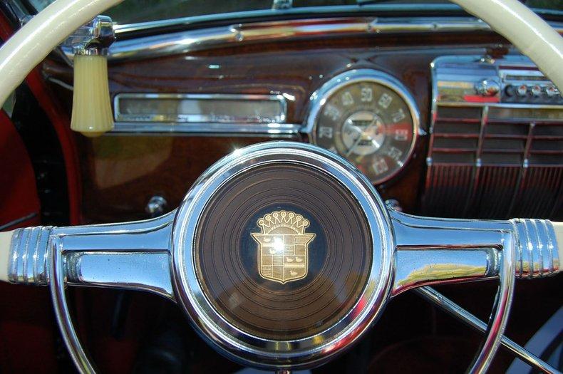 1941 Cadillac Series 62 Convertible 28