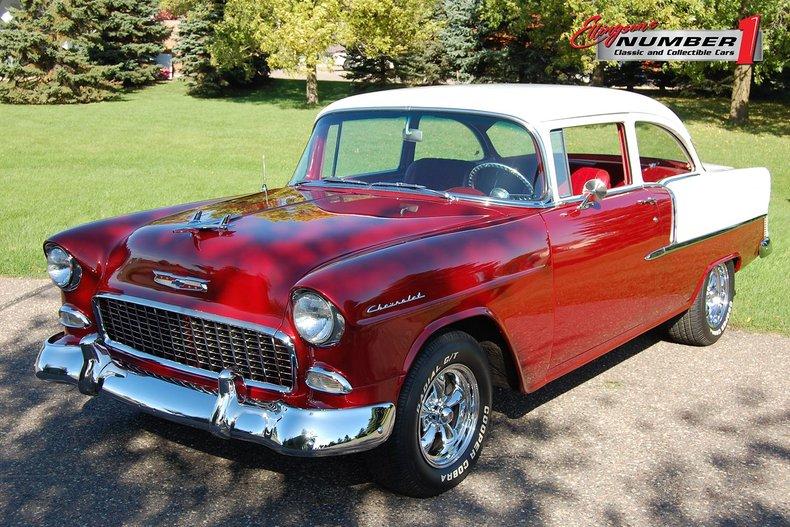1955 Chevrolet 210 Custom 2Dr Sedan