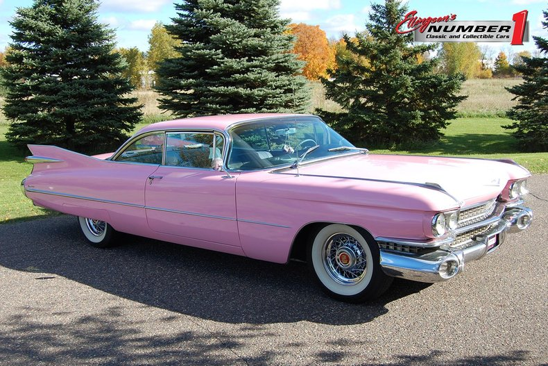 1959 Cadillac Coupe DeVille