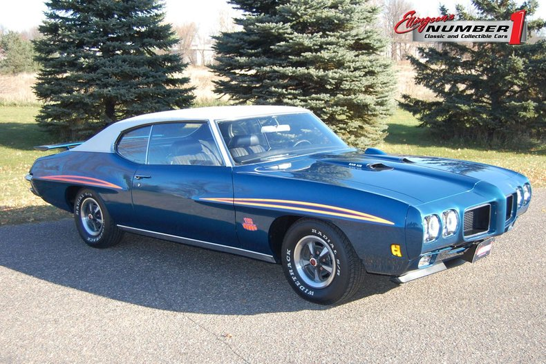 "1970 Pontiac GTO ""Judge"" Ram-Air III"