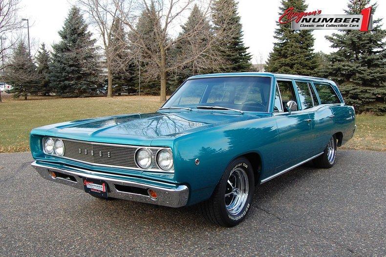 1968 Dodge Coronet Deluxe