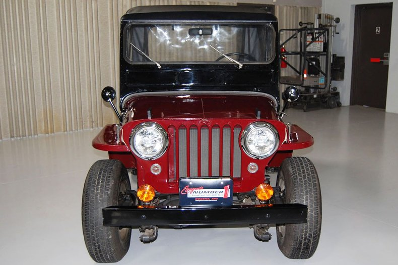 1953 Willys Jeep 2