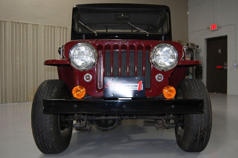 1953 Willys Jeep 17