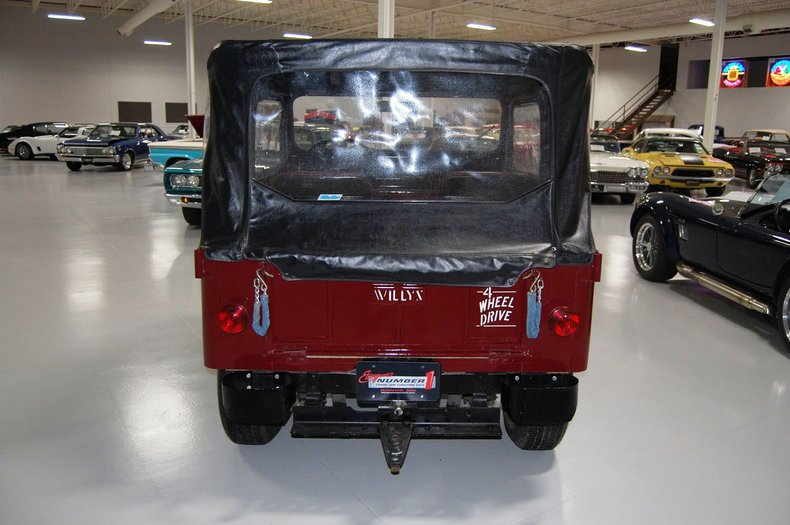 1953 Willys Jeep 3