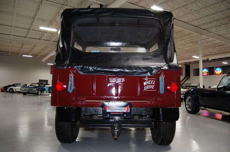 1953 Willys Jeep 18