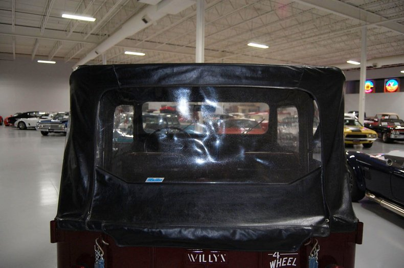1953 Willys Jeep 23