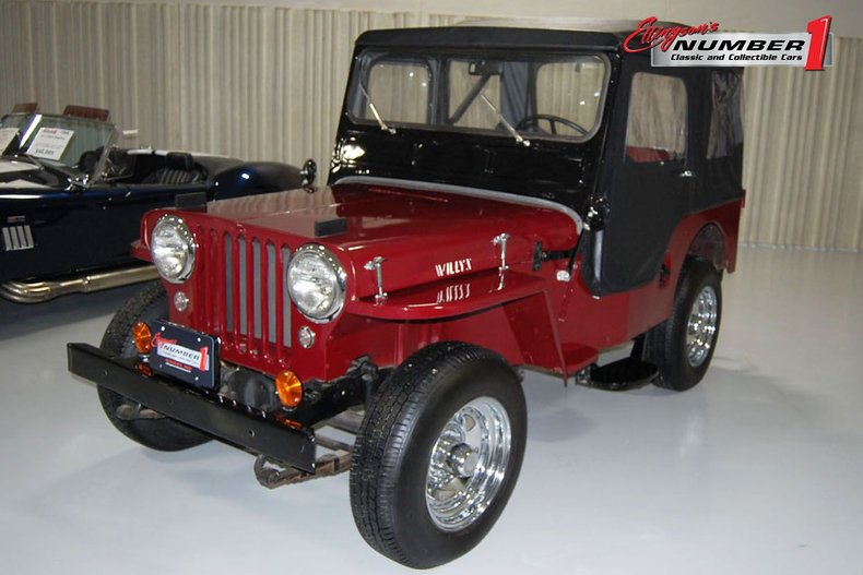 1953 Willys Jeep 1
