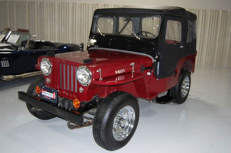 1953 Willys Jeep 5