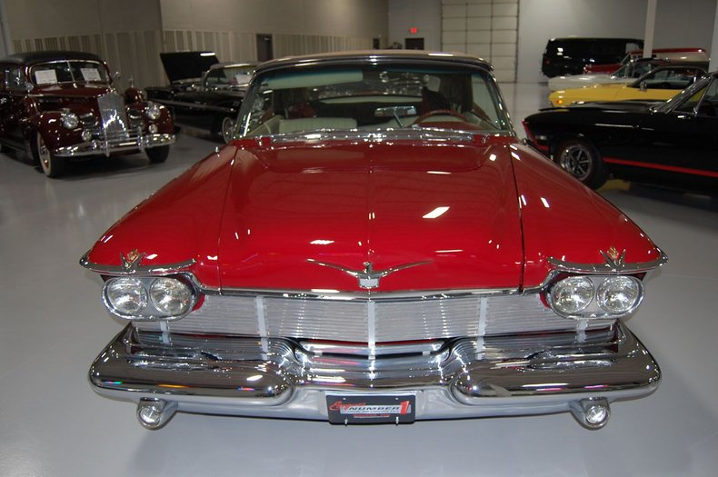 1958 Chrysler Imperial Crown Convertible 19