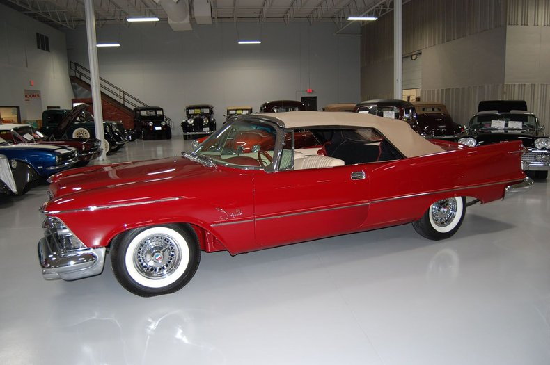 1958 Chrysler Imperial Crown Convertible 25