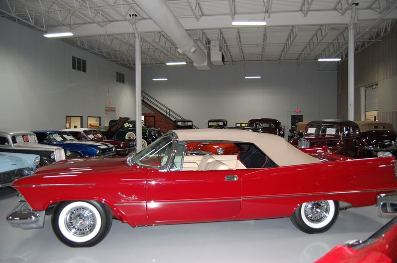 1958 Chrysler Imperial Crown Convertible 22