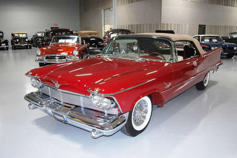 1958 Chrysler Imperial Crown Convertible 24