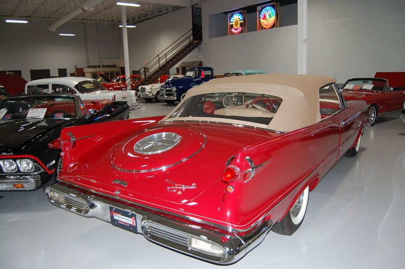 1958 Chrysler Imperial Crown Convertible 30