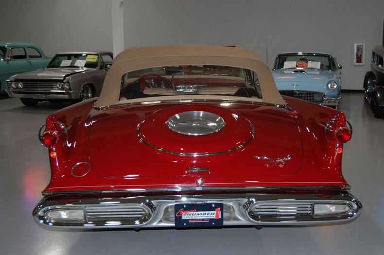 1958 Chrysler Imperial Crown Convertible 20