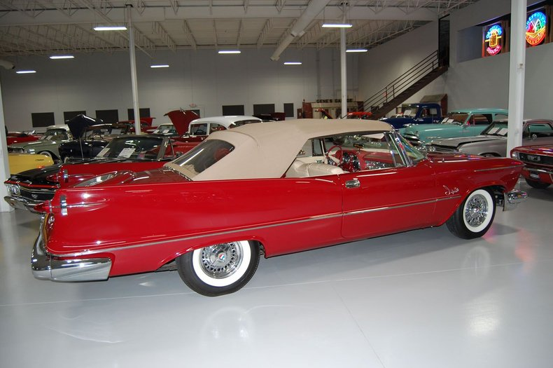 1958 Chrysler Imperial Crown Convertible 33
