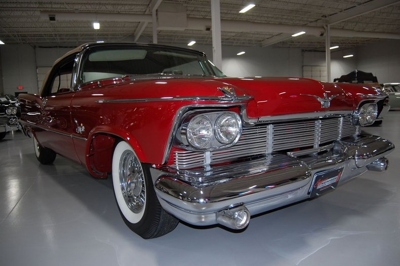 1958 Chrysler Imperial Crown Convertible 26