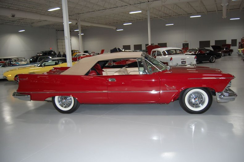 1958 Chrysler Imperial Crown Convertible 21