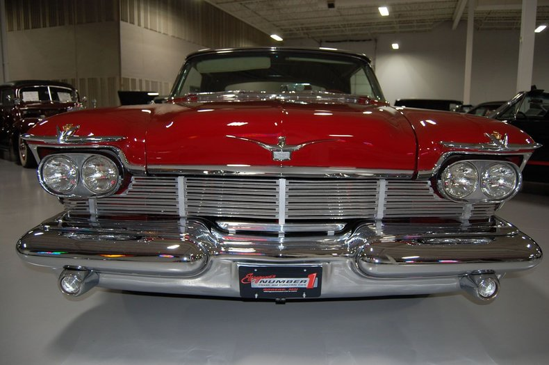 1958 Chrysler Imperial Crown Convertible 27