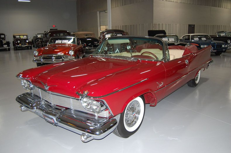 1958 Chrysler Imperial Crown Convertible 15