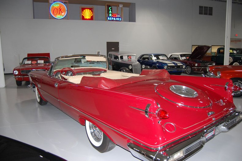 1958 Chrysler Imperial Crown Convertible 16