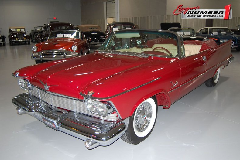 1958 Chrysler Imperial Crown Convertible 10