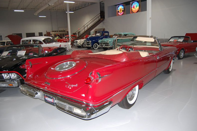 1958 Chrysler Imperial Crown Convertible 17