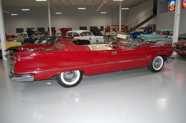 1958 Chrysler Imperial Crown Convertible 18