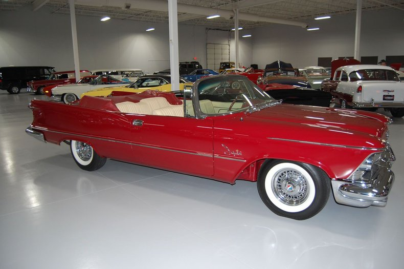 1958 Chrysler Imperial Crown Convertible 13