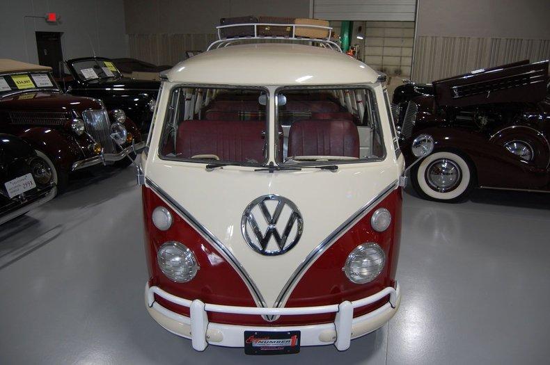 1966 Volkswagen Van 2
