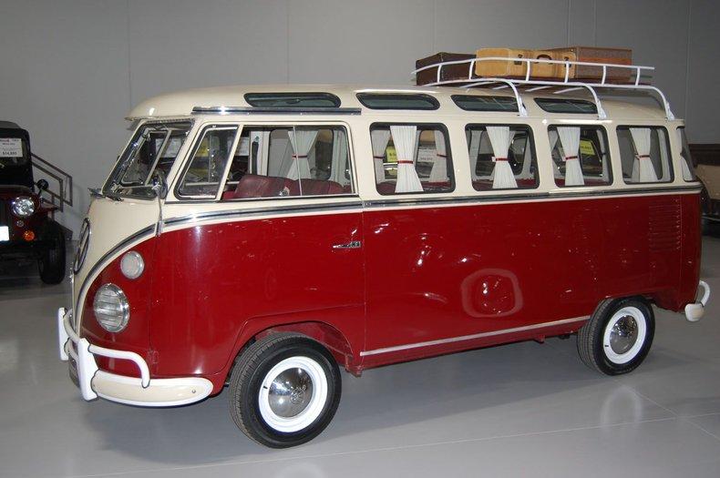 1966 Volkswagen Van 4