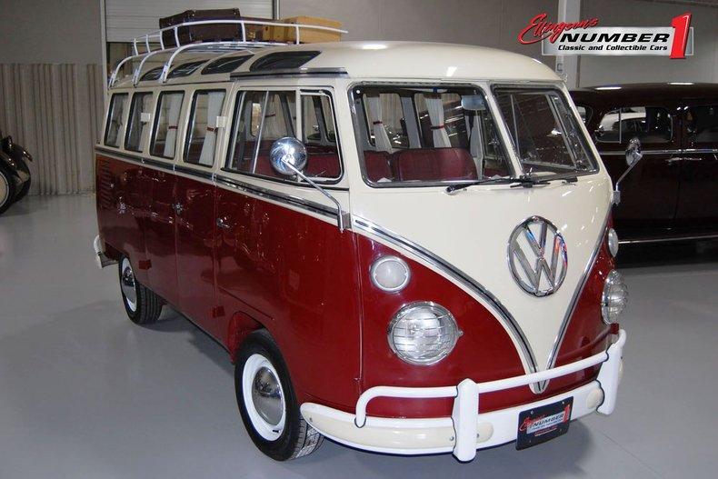 1966 Volkswagen Van 1