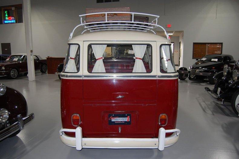 1966 Volkswagen Van 3