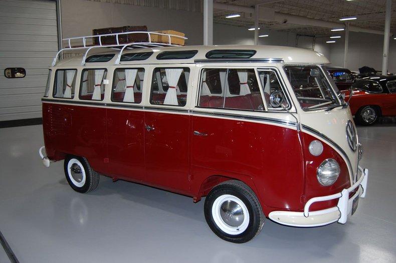 1966 Volkswagen Van 5