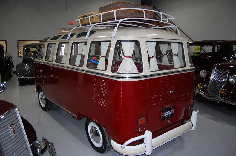 1966 Volkswagen Van 8