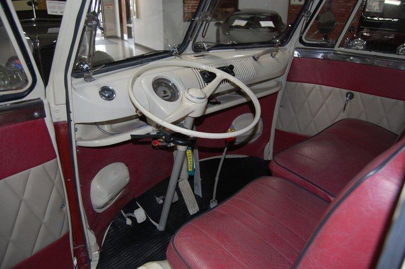 1966 Volkswagen Van 14