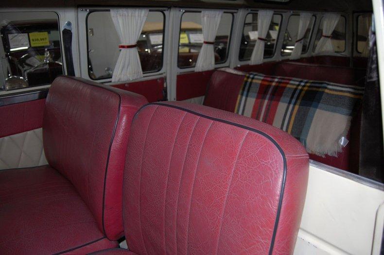 1966 Volkswagen Van 16