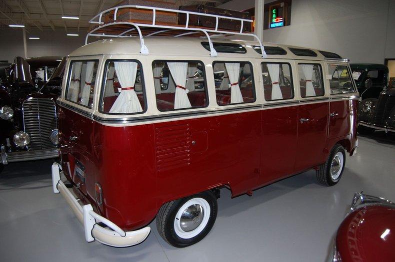 1966 Volkswagen Van 10
