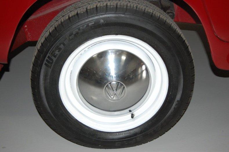 1966 Volkswagen Van 12