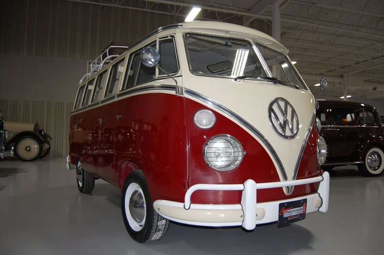 1966 Volkswagen Van 9