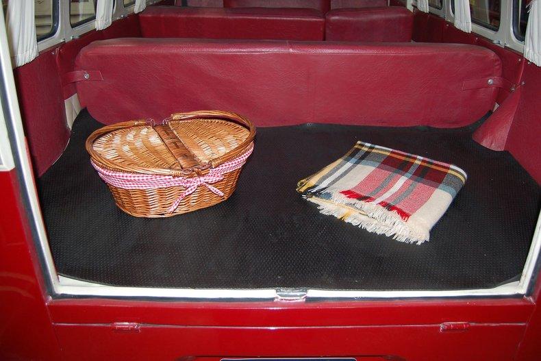 1966 Volkswagen Van 11