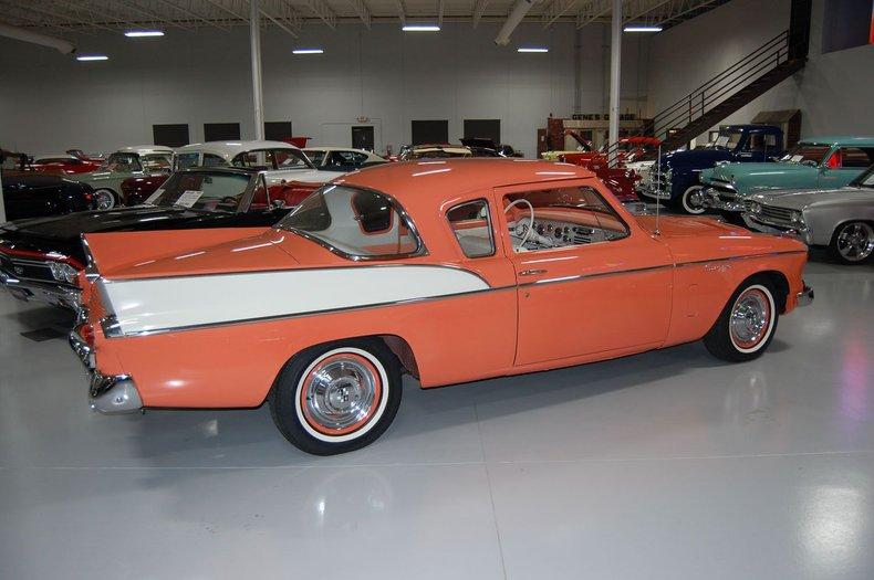1958 Studebaker Silver Hawk 17