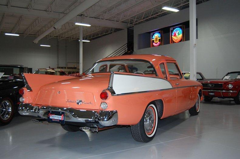 1958 Studebaker Silver Hawk 11