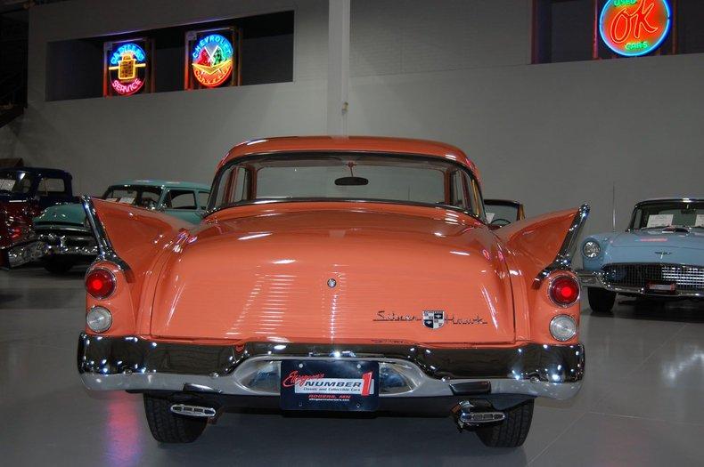 1958 Studebaker Silver Hawk 6